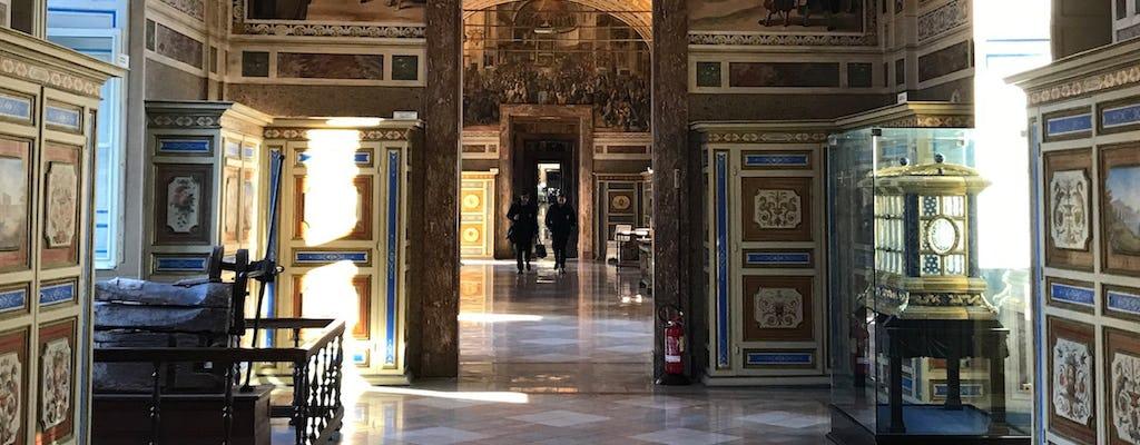 Visite du Vatican de nuit à Rome