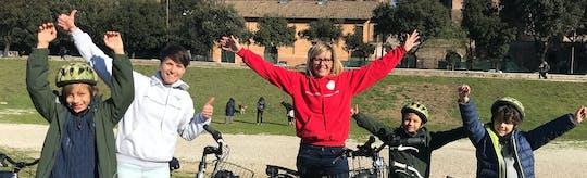 E-велосипед тур в Рим