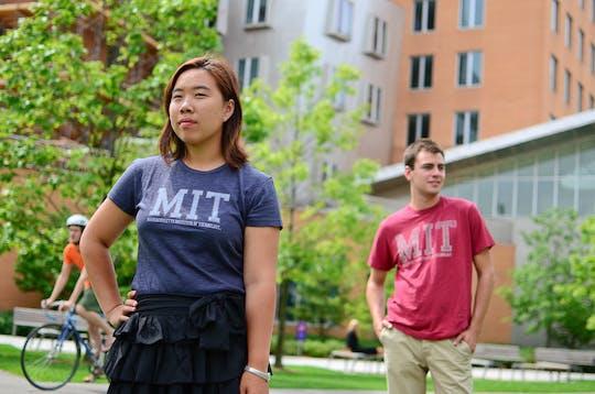 Walking tour of MIT