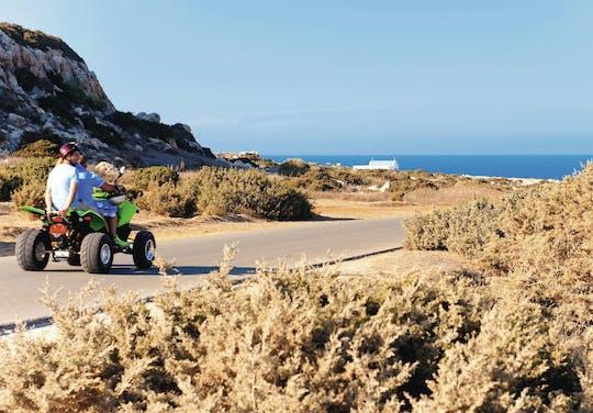 Quad Tour durch den Osten Zyperns