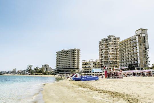 Famagusta und Strand