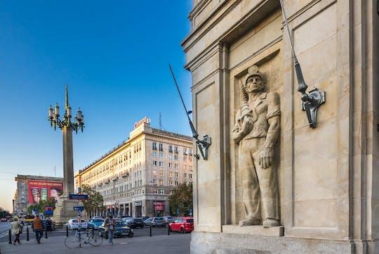 Communistische privétour door Warschau