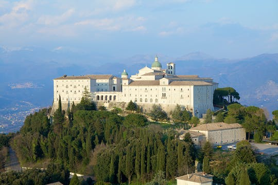 Montecassino day tour from Rome