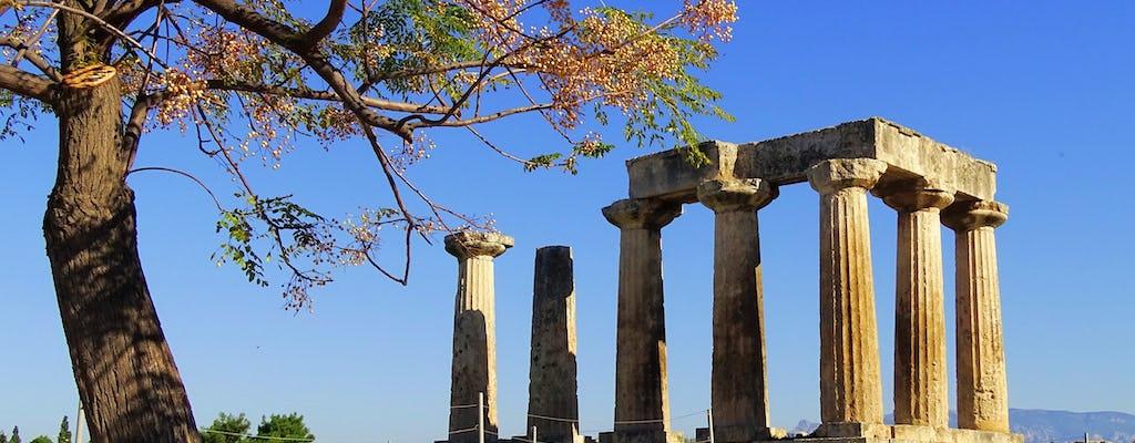 Antique Corinthe et Loutraki