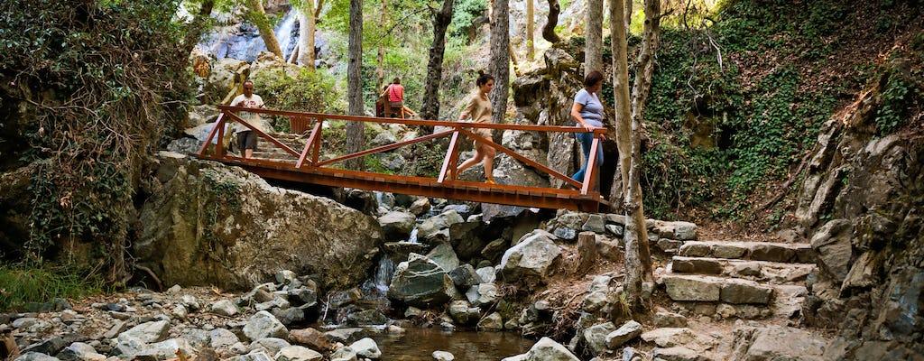 Wanderung Kaledonia-Wasserfall