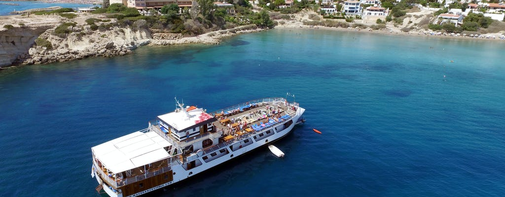 Paphos Half-day BBQ Cruise