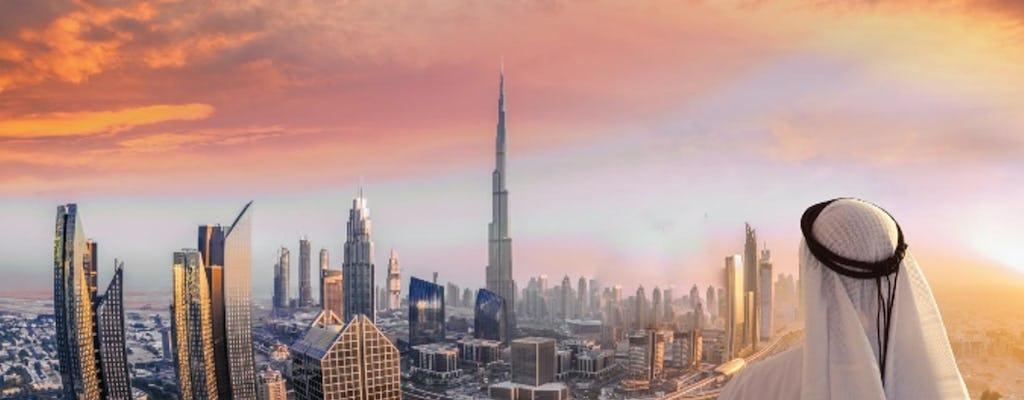 Dubai full day with Burj Khalifa