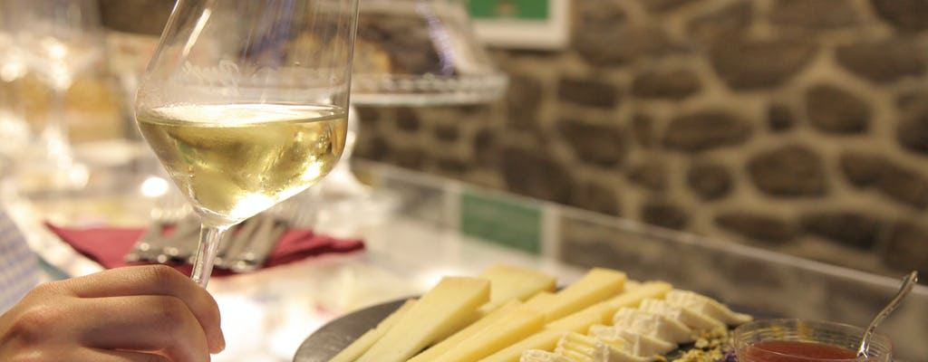 Small-group roman food and wine tour