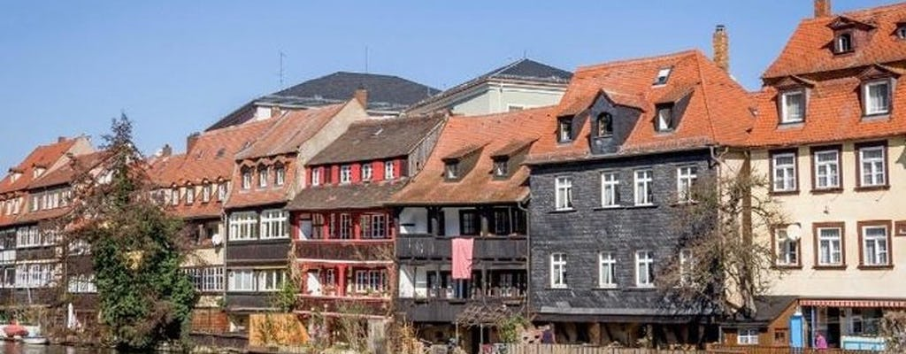 Bamberg private walking tour from Nuremberg