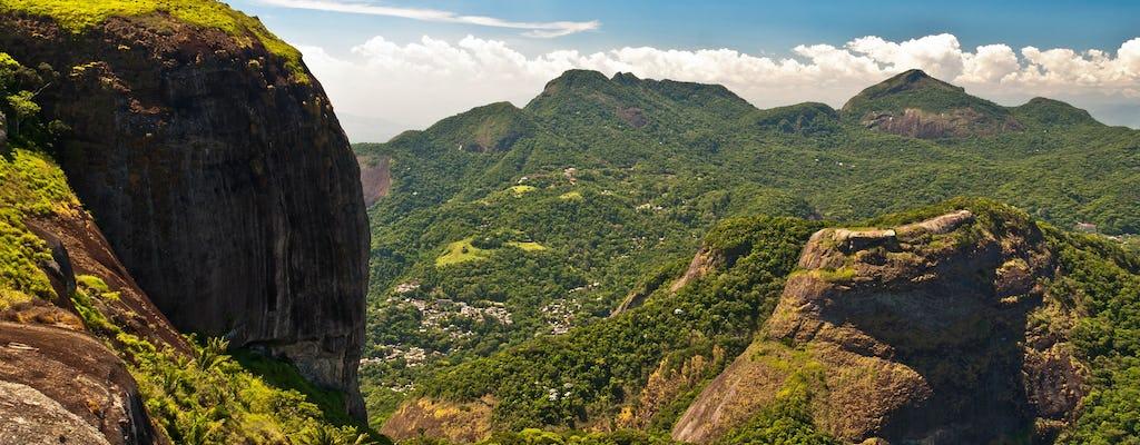 Bike tour in Rio Tijuca Rainforest
