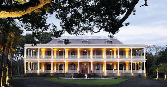 Mauritius Rum-Verkostungstour in der Domaine de Labourdonnais