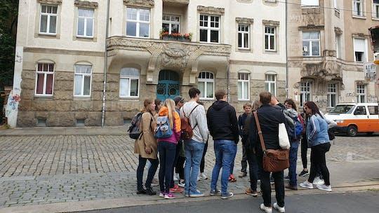 Privater Rundgang durch Dresdens Neustadt