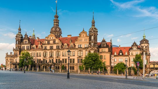 Private guided tour about Dresden's architectural history
