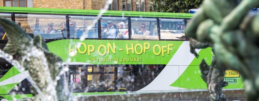 Recorrido turístico en autobús con paradas libres por la ciudad de Gotemburgo