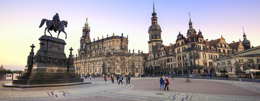 Fahrradtour durch Dresden für Gruppen