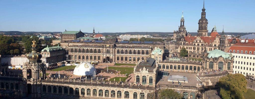 Stadtrundgang durch Dresdens barocke Altstadt