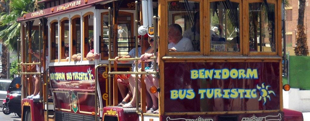 Benidorm Bus Turistic