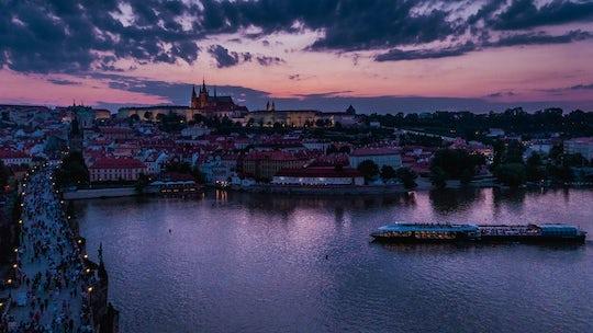 Prague 3-hour crystal dinner cruise