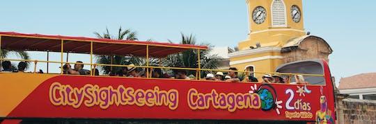 Tour en autobús turístico por Cartagena