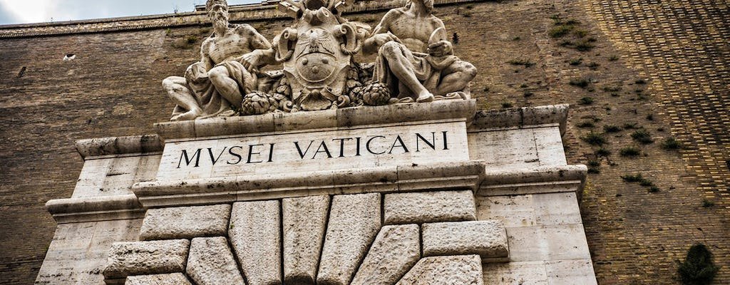 Fast track Vatican Museums guided tour