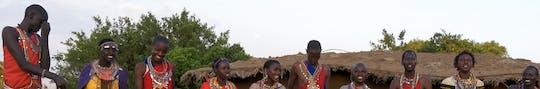 Olpopongi Maasai village visit