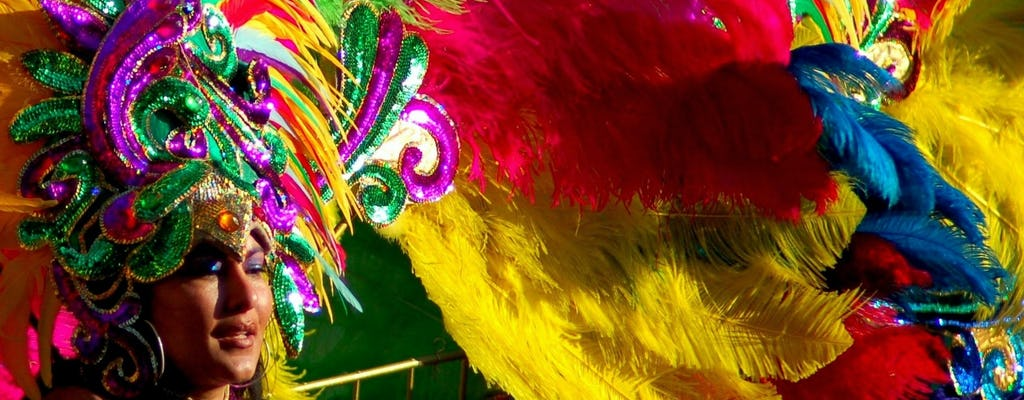 Rio Carnival Parade Tickets und Transport