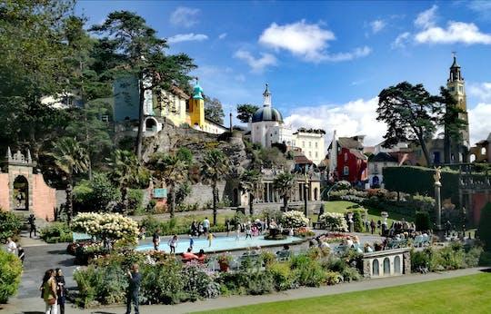 Castelli di Snowdonia e tour di un giorno a Portmeiron