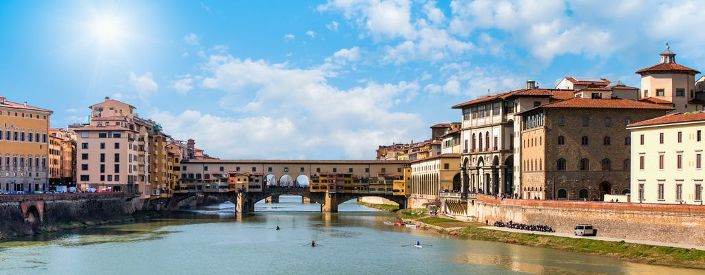 Guided walking tour in the heart of Florence