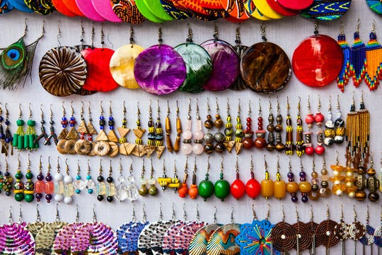 Shopping in Arusha and Tanzanite experience