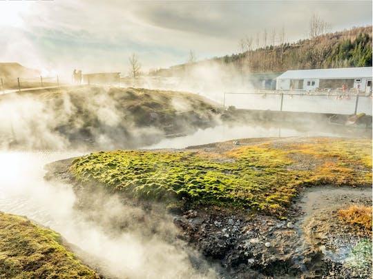 Entrada y transporte a la laguna secreta desde Reikiavik