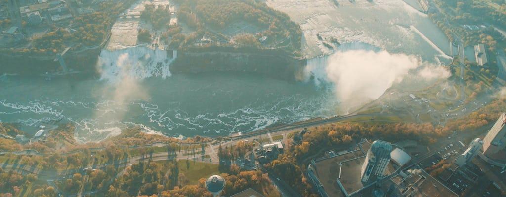 Il meglio delle Cascate del Niagara: tour privato sicuro