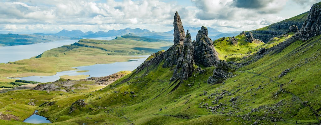 3-day Isle of Skye, Inverness, Highlands and Glenfinnan Viaduct tour