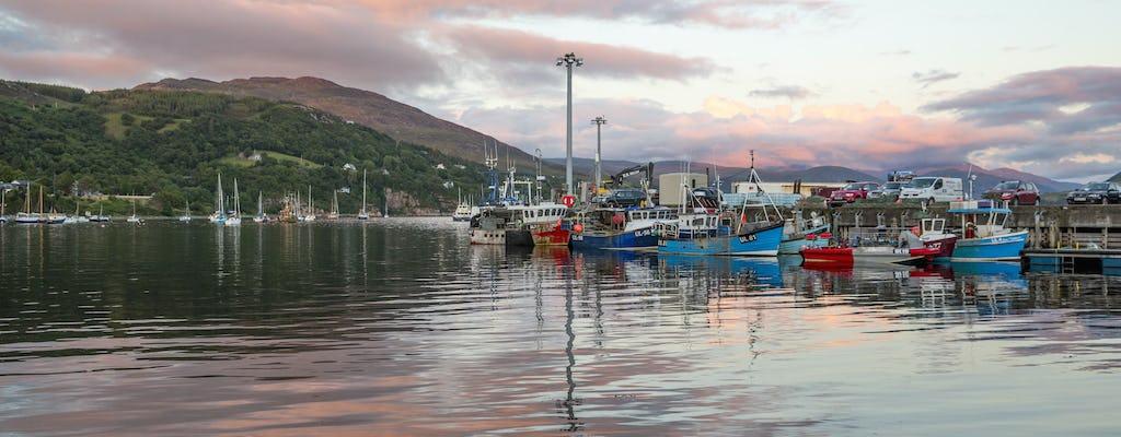 Tour di 5 giorni delle isole di Skye, Oban, St Andrews e North West Highlands