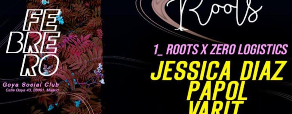 Roots W- Jessica Diaz