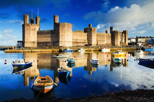 Snowdonia and the three castles tour