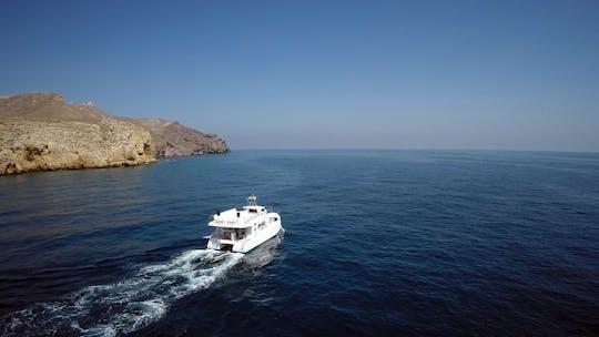 Mojácar & croisière à Cabo de Gata