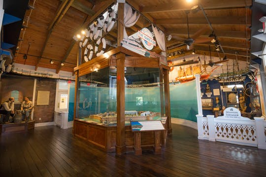 Musée Sails to Rails Key West