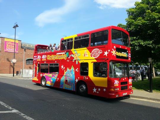 Хоп-на-хоп-офф автобусный тур из Лондондерри