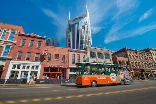 Old Town Trolley Tours di Nashville