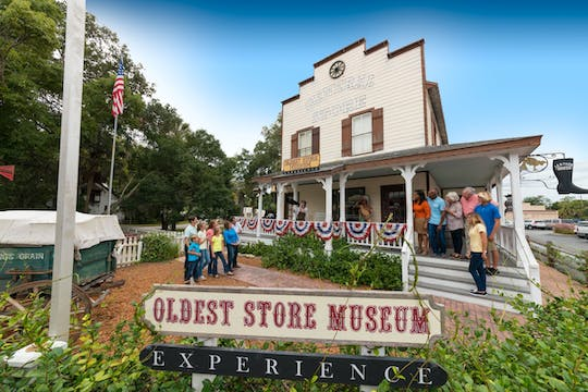 St. Augustine's Oldest Store Museum experience