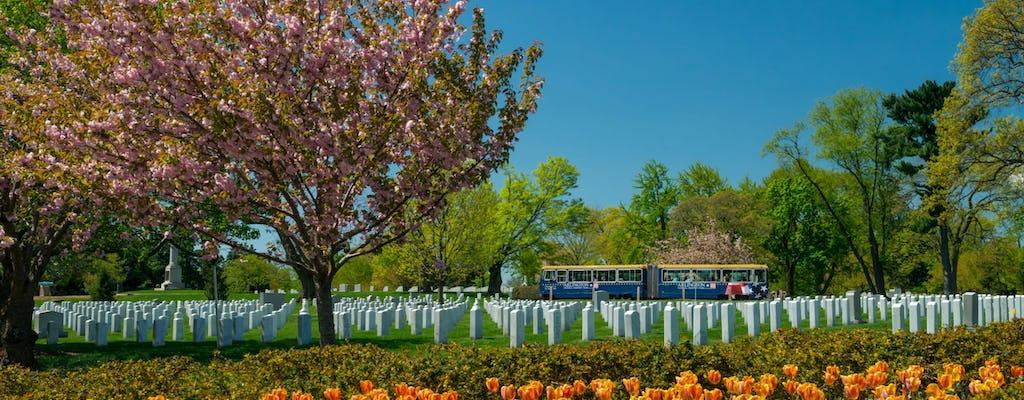 Wycieczka po Cmentarzu Narodowym w Arlington