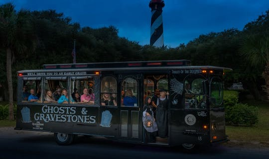 St. Augustine ghosts and gravestones tour