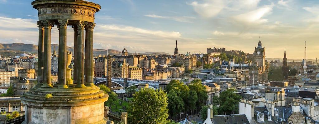 Wycieczka brzegiem Edynburga: wycieczka po mieście
