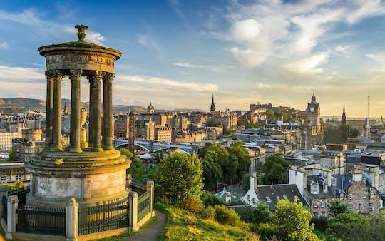Edinburgh shore excursion: City highlights tour