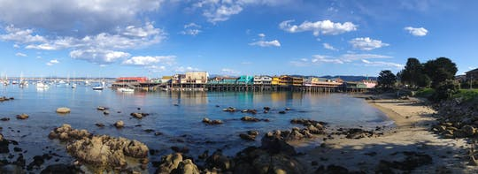 Monterey and Carmel California Coastline tour