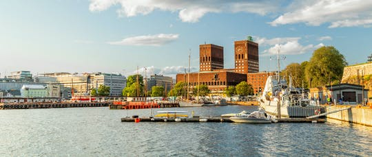 Highlights of Oslo private walking tour