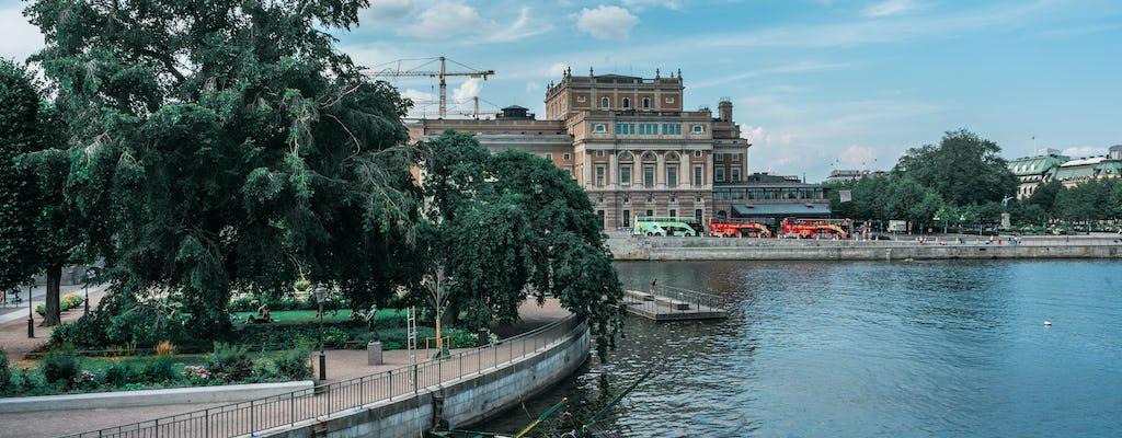 Tour privato a piedi della città vecchia di Stoccolma e del Museo Vasa