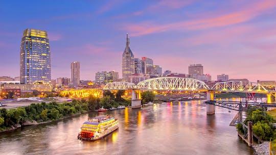 General Jackson showboat dinner tour in Nashville