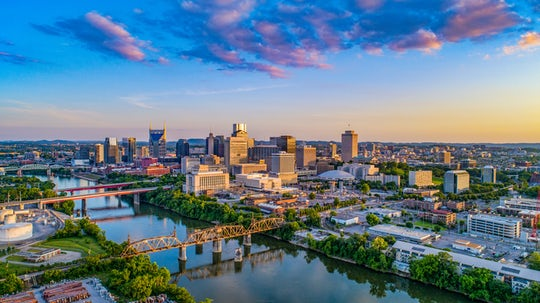 Discover Nashville sightseeing tour