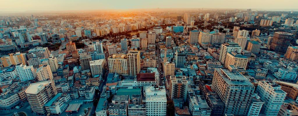 Tour della città di Dar es Salaam per l'intera giornata